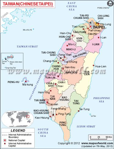 Taiwan Map anthropology Pinterest Taiwan Dream vacations and