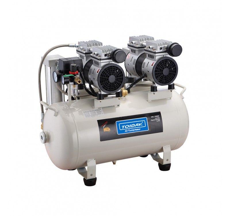 compressor for sale. us$950.00 - compressors for sale medical noiseless oil free dental air compressor motor td1008g one s