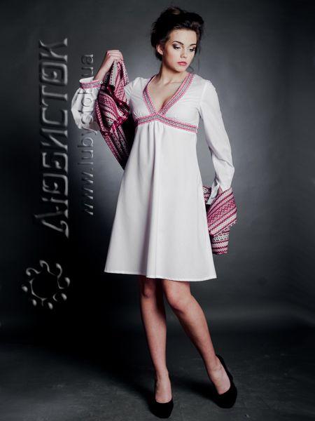 Ukrainian вишиті плаття для повних жінок  88d121872de17