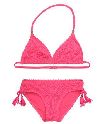 Girls Swimwear Swimsuit Bikini set Swimming Costume Bikini set Age 8-14 years