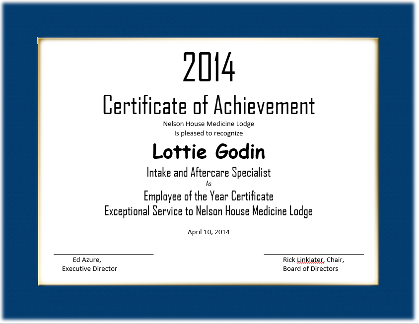 Employee Appreciation Certificate Templates Intended For Employee Appreciation Certificate Template Free