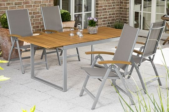 Gartenmobel Jetzt Online Kaufen Auf Gartenmoebel De Ausziehtisch Gartenmobel Tische Im Freien