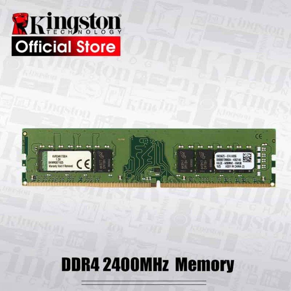 Kingston Dimm Memory 1600mhz Ddr3 2400mhz Ddr4 1 2v Ddr4 Memories Kingston Technology