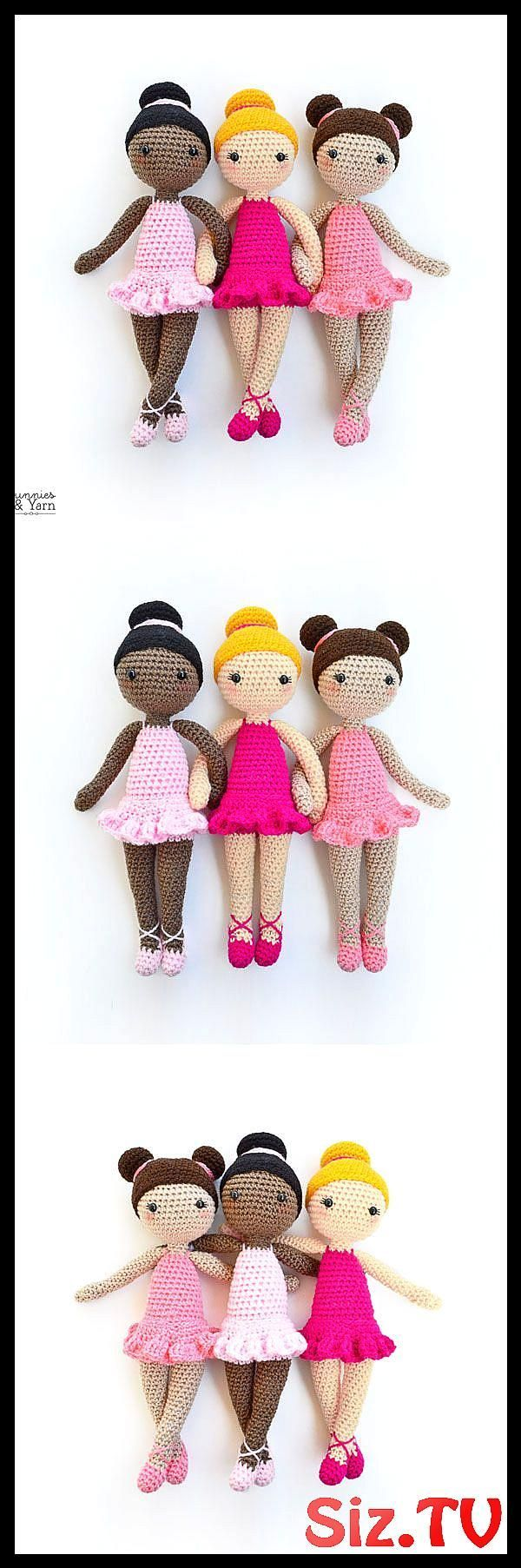 Crochet Pattern In English And Spanish Tracey The Ballerina Doll 11 In 28 Cm Tall Amigurumi Doll Crochet Toy Instant Pdf Download Crochet Pattern In English And Spanish Tracey The Ballerina Doll 11 In 28 Cm Tall Amigurumi Doll Crochet Toy Instant Pdf Download