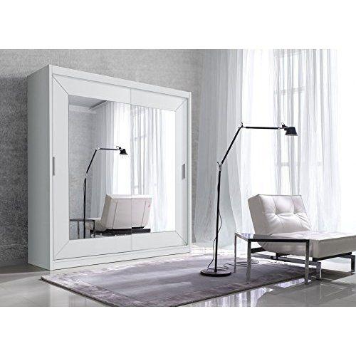 Good Inova Sliding Door Wardrobe Wenge Dark Brown cm By Furniture Factor