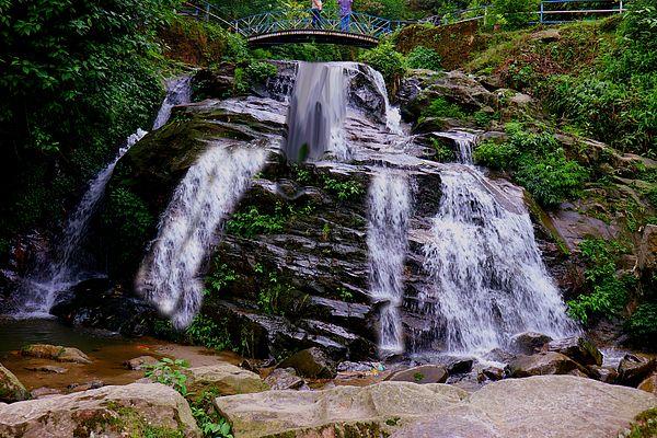 Waterfall Of Rock Garden is part of Rock garden Waterfall -