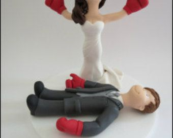 Kick Boxing Cake Theme Groom Wedding Cakes Kickboxing Wedding Boxes