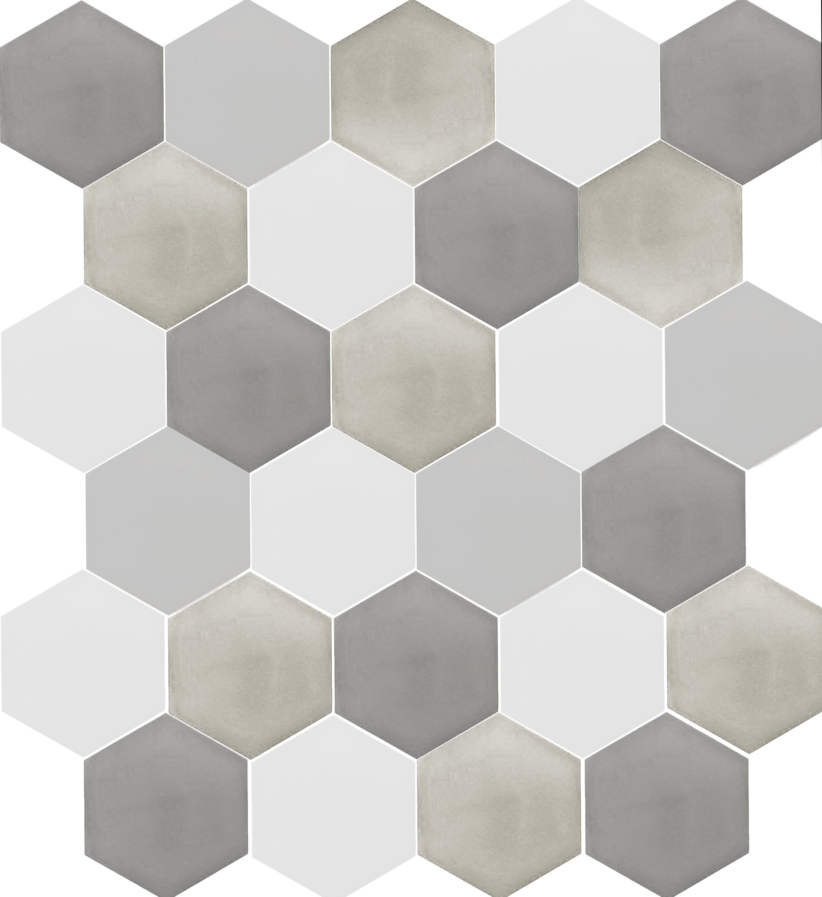 Were vexed by hexsey cement hexagon tile cement gray and bath were vexed by hexsey cement hexagon tile dailygadgetfo Images