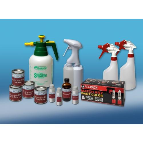 PChrome Artist Starter Kits | Starter kit. Chrome. Kit