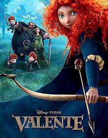 Valente Com Imagens Filme Brave Disney Posteres De Filmes