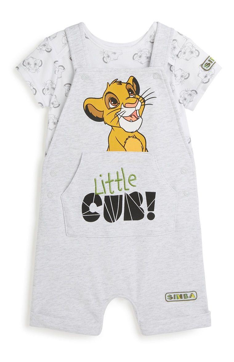 Disney Baby Girl The Lion King Top and Leggings Set
