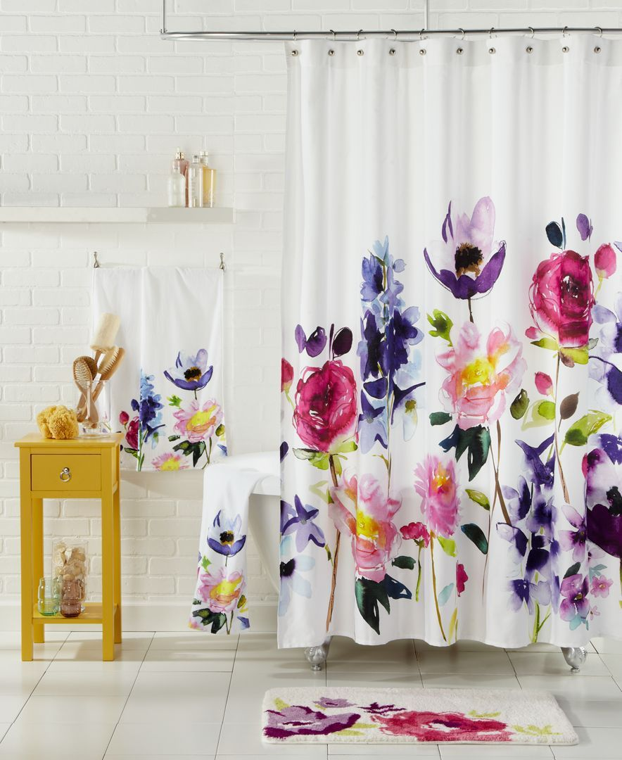 Bluebellgray Taransay Shower Curtain
