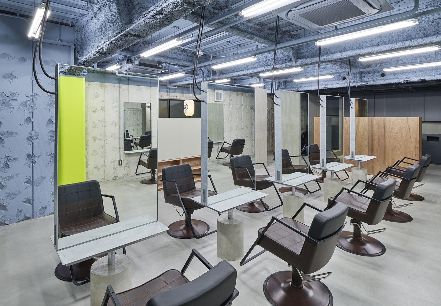 Gallery Of Rowen Esaka Salon Naoya Matsumoto Design 18 Design Decor Salons