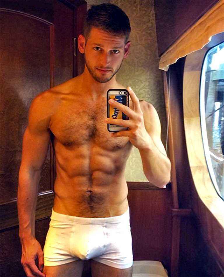 Has paula creamer ever been naked