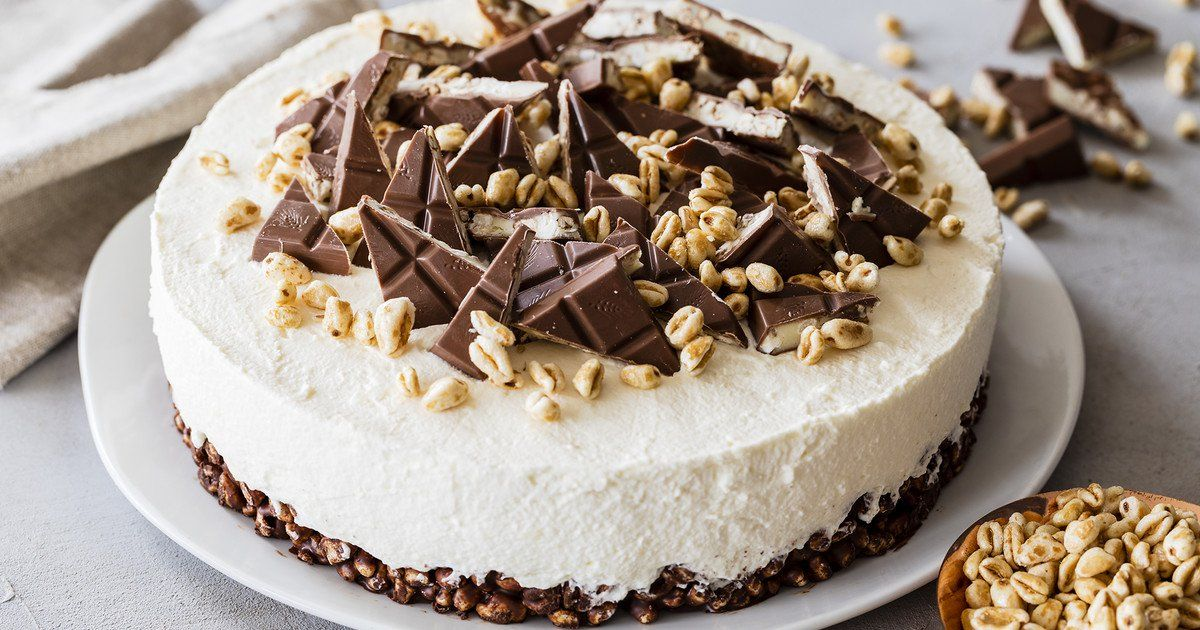 Kinder Country Torte Rezept Yogurette Torte Ohne Backen Kinder Country Torte Und Kuchen Und Torten