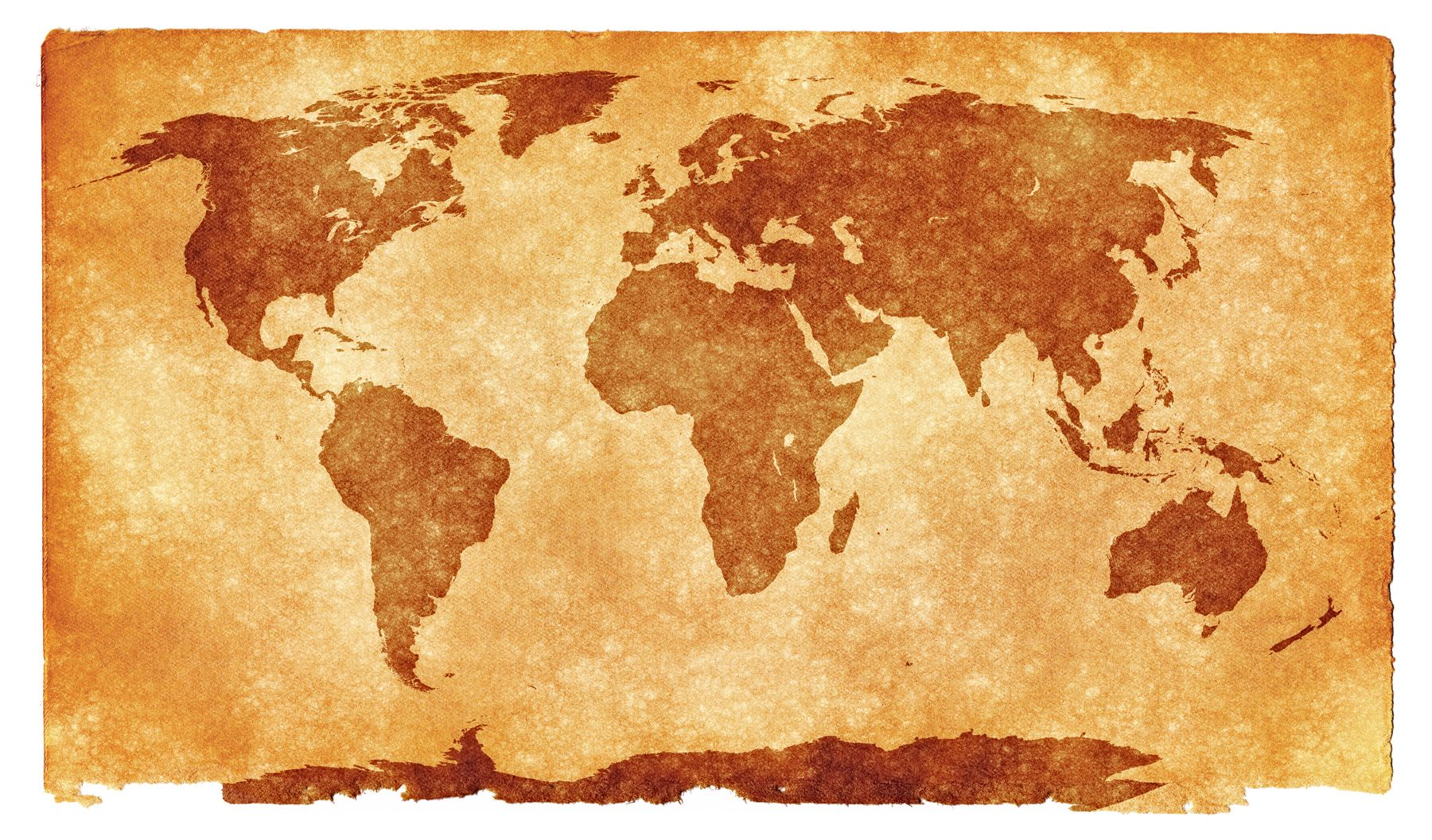 World grunge map sepia coffee recipes and coffee world grunge map sepia flickr photo sharing gumiabroncs Gallery