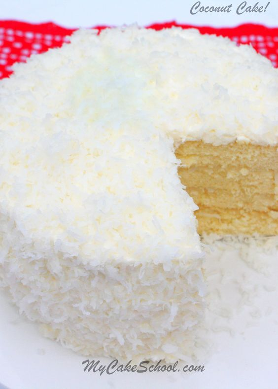 cocos cake ah recept