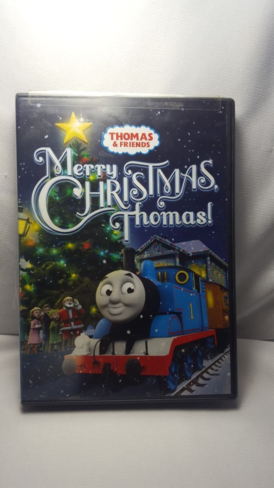 merry christmas thomas dvd