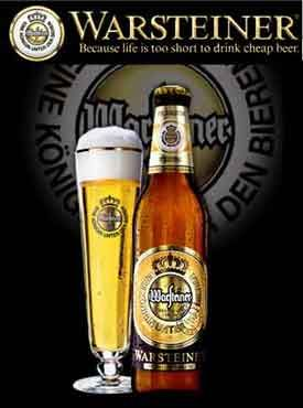 warsteiner beer - Google Search