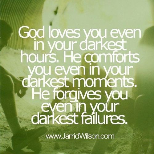 Quotes On Forgiveness And Second Chances: Forgive Others As He Forgives Us. God Has Placed People In