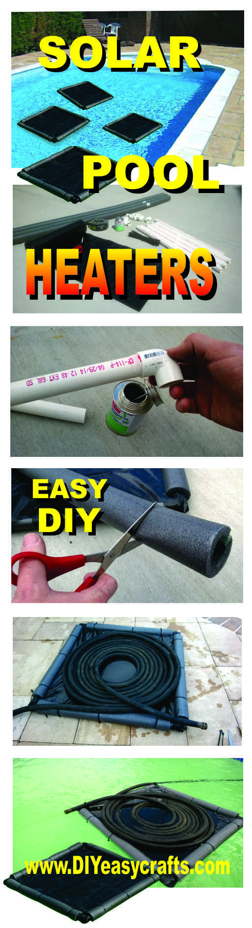 Duct Tape Zwembad Pin Van Carole Keirouz Op Diy Pinterest Pool Heater Solar