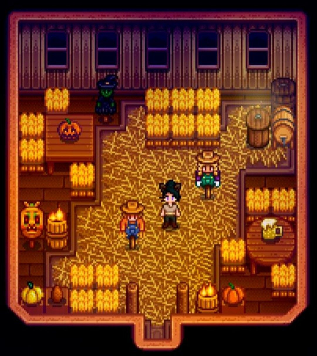 Barnyard bash  estardew valley  eshed design layout  espirit   eve  eby ladyamalthea also best stardew images in consoles gaming rh pinterest