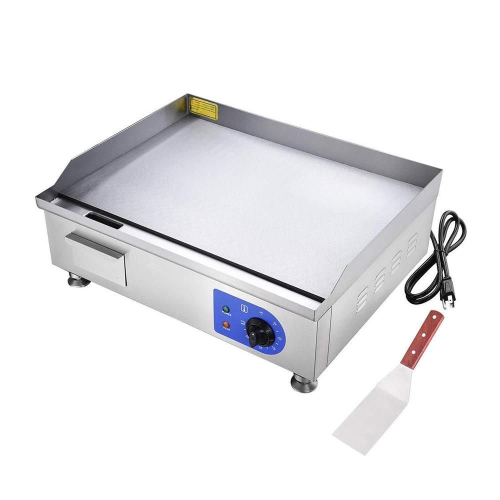 Koval Inc 24 Food Electric Griddle Countertop Grill Commercial