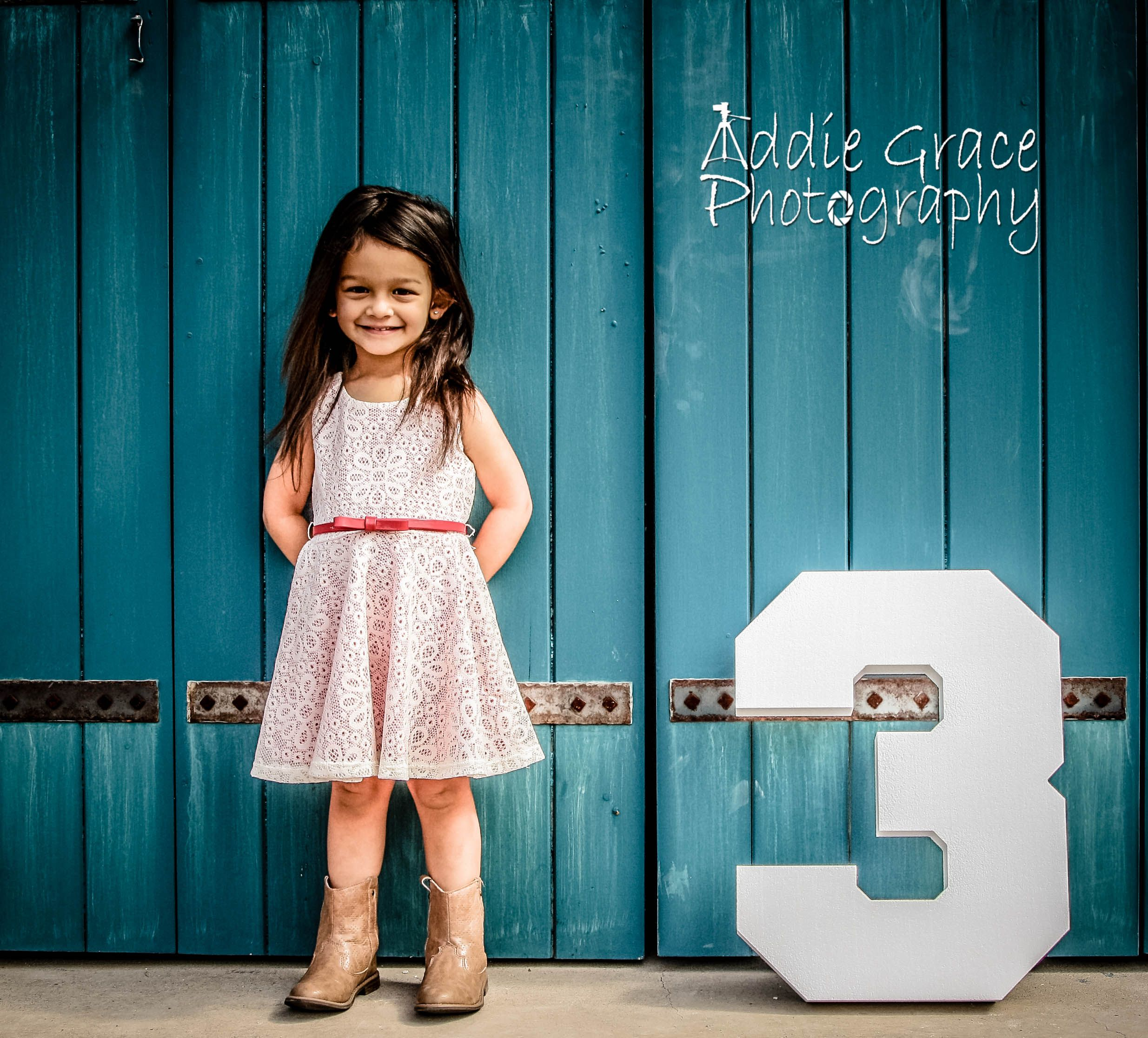 3 Year Old Photography