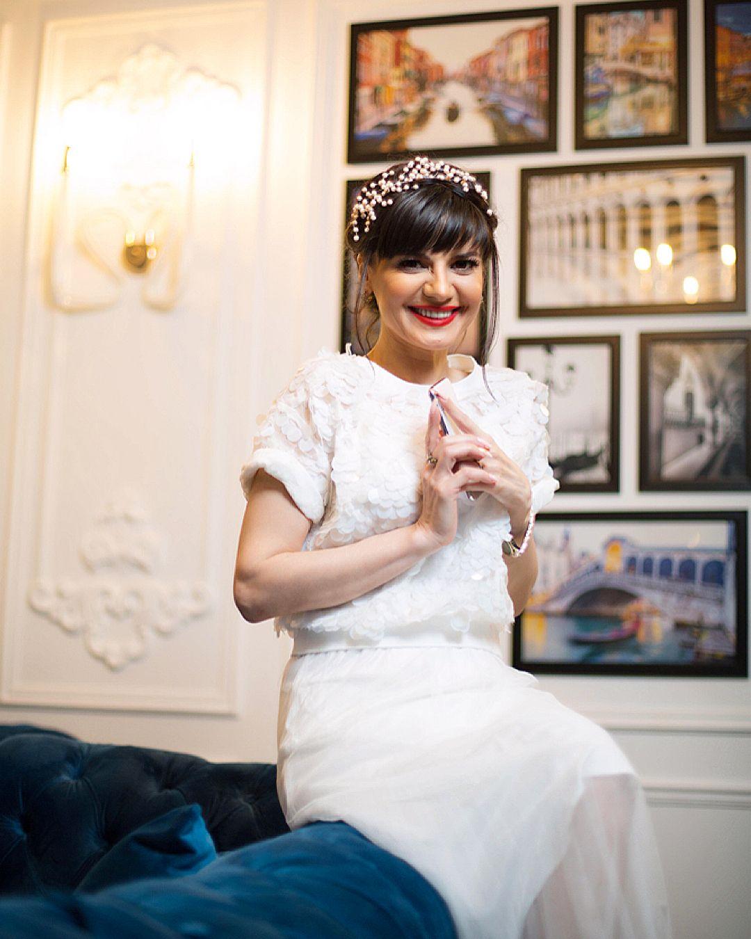 Natavan Habibi Singer Azerbaijan Wedding Dresses Fashion Dresses
