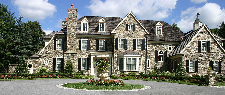 Gladwyne landscape architect designer main line estate