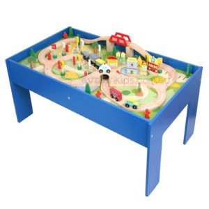 Aldi Wooden Train Set With Table | http://freshslots.info ...