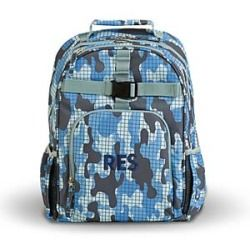 Playful Print Backpack - Ripstop Camo - S - Monogram