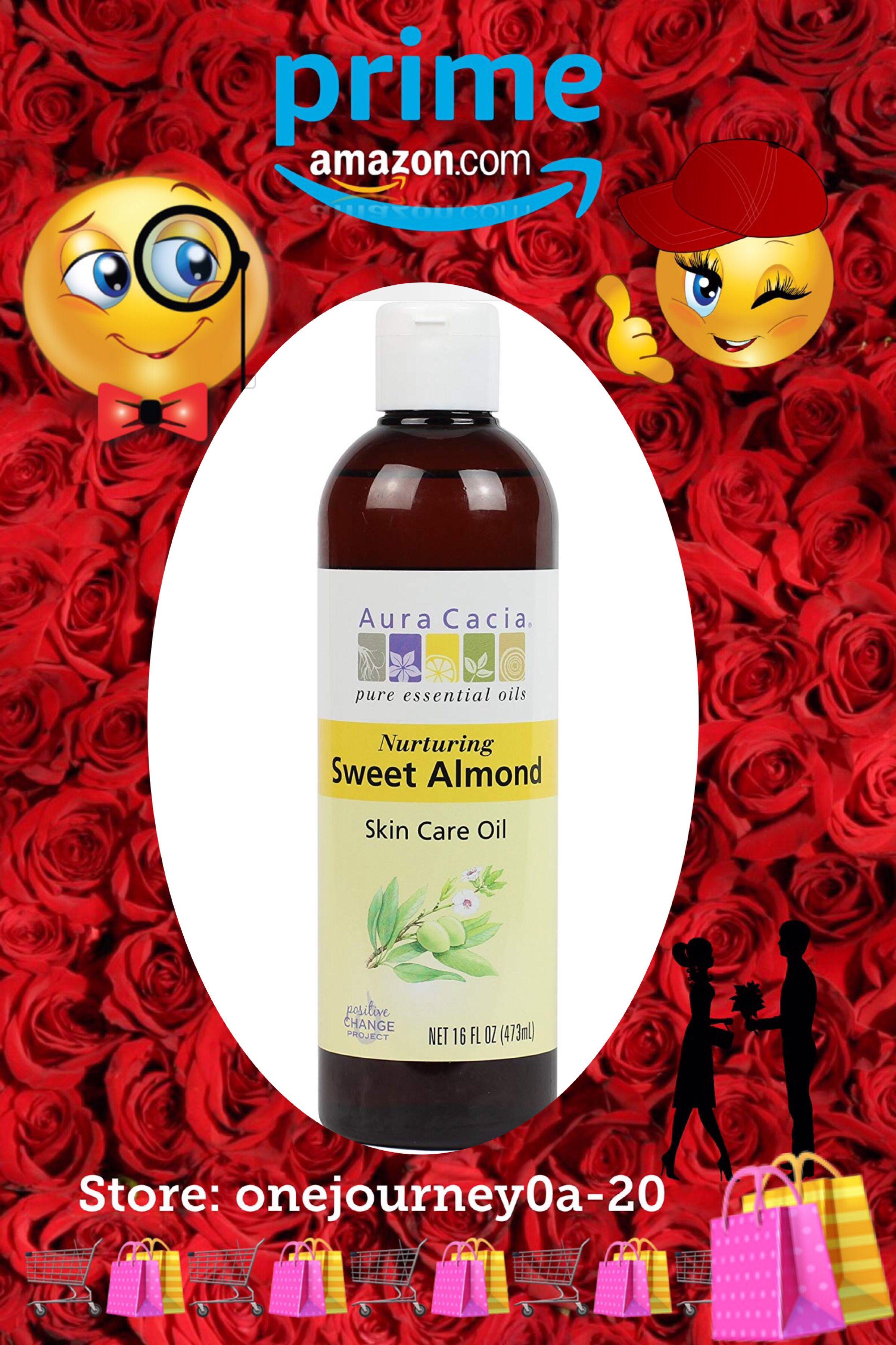 Sweet Almond Oil Organic Skin Care Oils Oil Skin Care Pure Skin Care