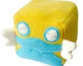 Pokemon Dunsparce Cubesparce Cube Plüsch Stofftier Kawaii niedlich Platz