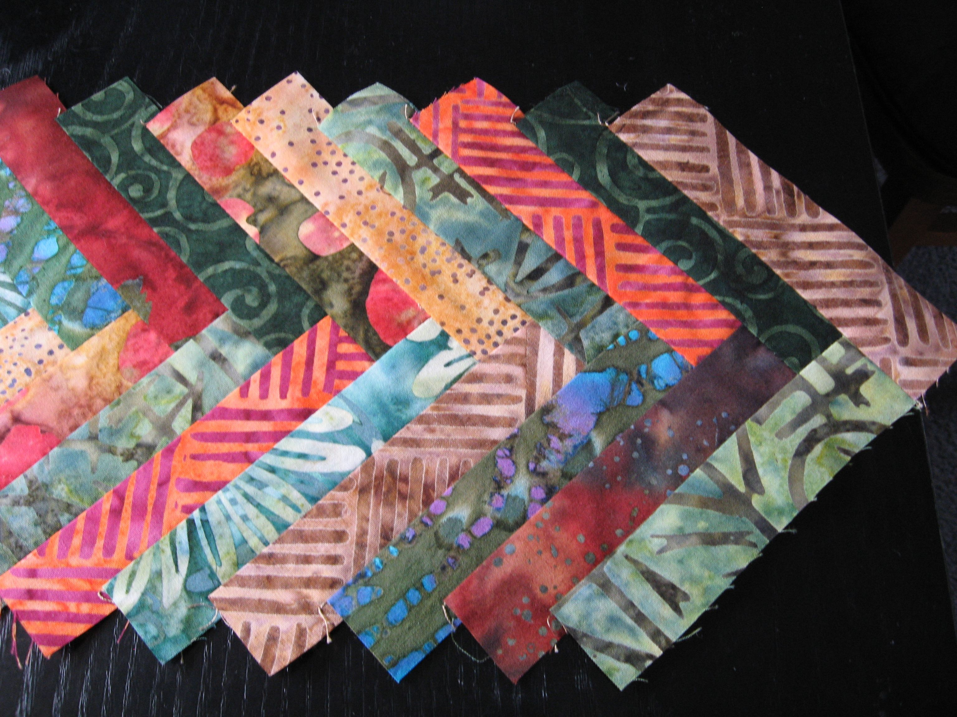 Making French Braid Quilty Things Braid Quilt Quilts