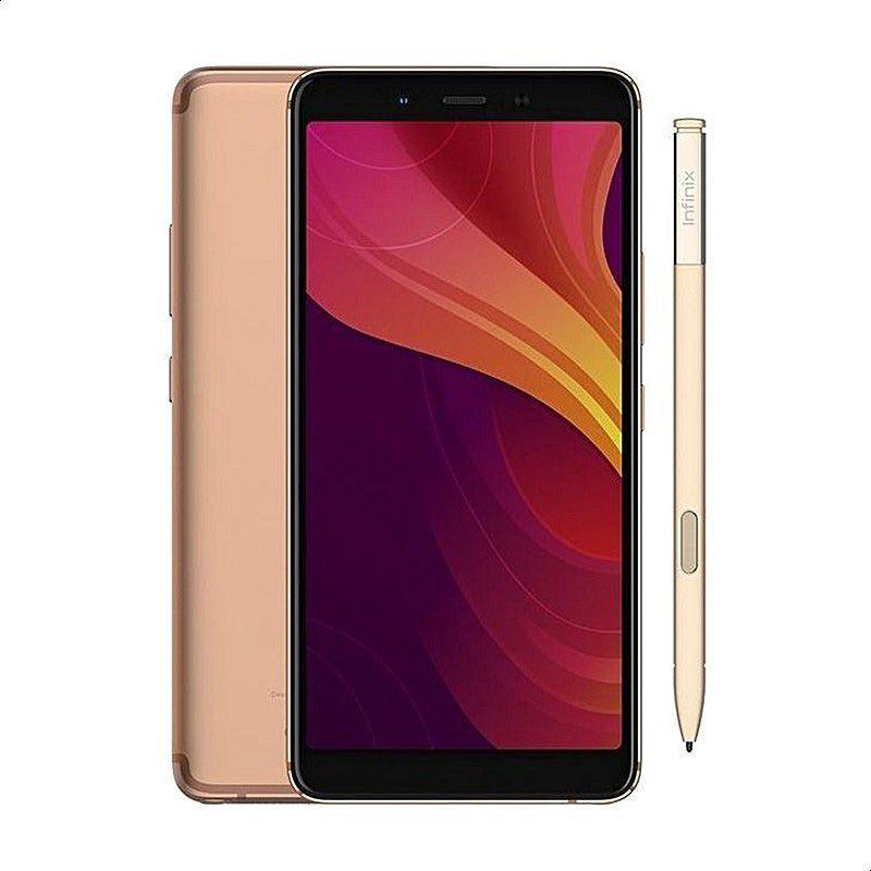 موبايل انفينيكس نوت 5 ستايلس X605 ثنائى الشريحة 32 جيجا بايت 4 جيجابايت الجيل الرابع ذهبي Samsung Galaxy Phone Galaxy Phone Galaxy