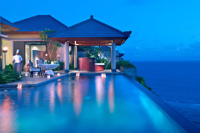 The Best Honeymoon Suites Around World Including Banyan Tree Ungasan Bali