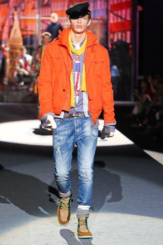 Dsquared² Spring 2012 Menswear
