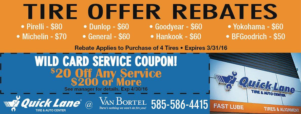 Van Bortel Ford >> Quick Lane At Van Bortel Ford With Car Maintenance Coupons