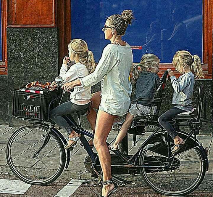 Bicicleta para 4