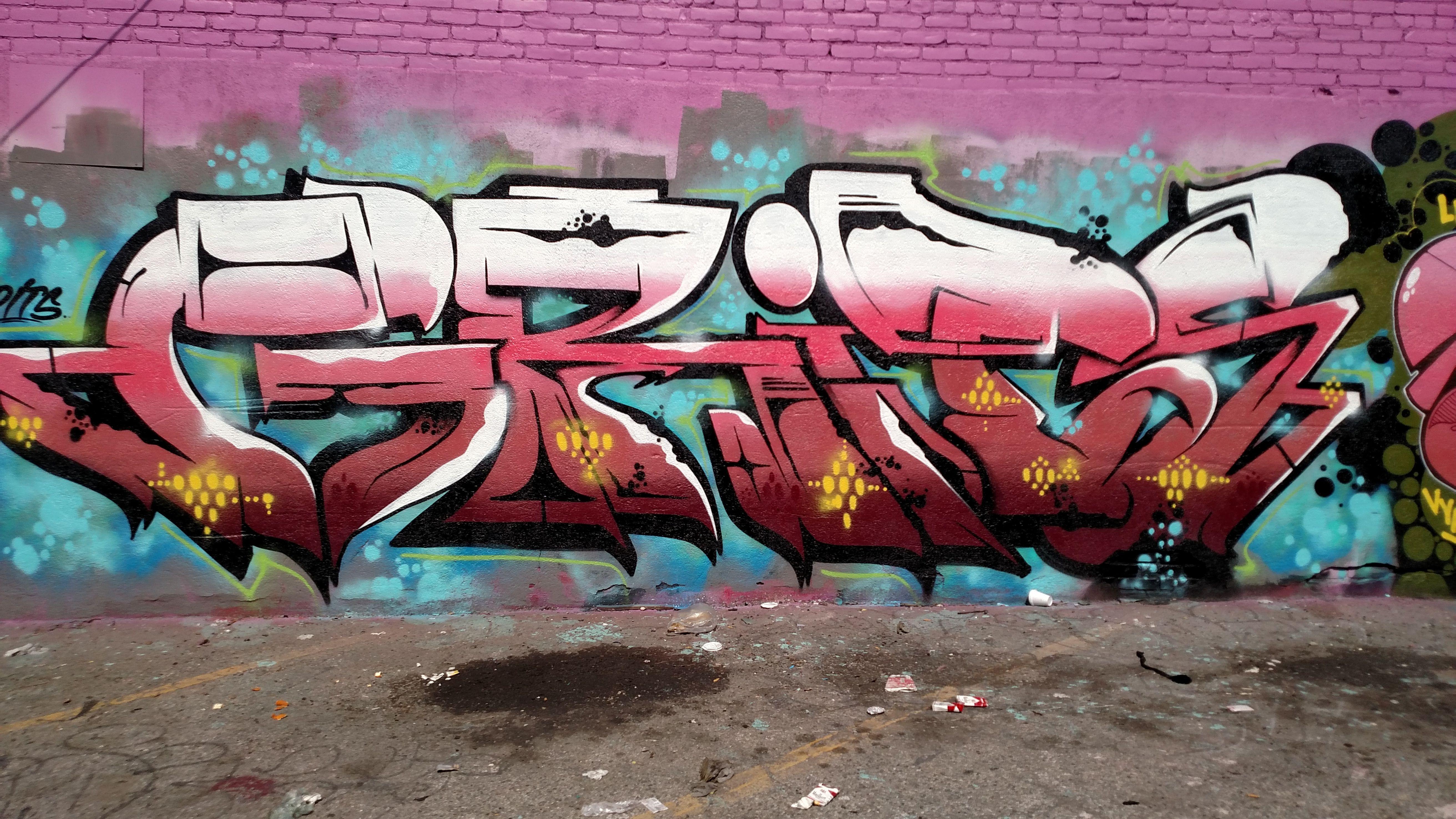 51 Best Mural Art (Aka) Graffiti Images On Pinterest -