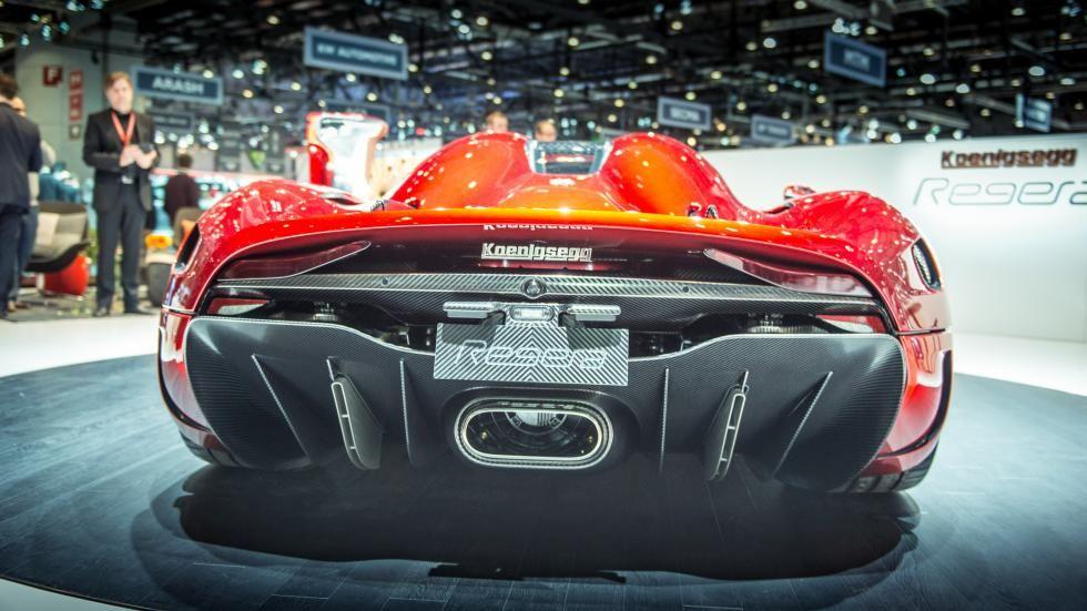 1,500bhp, production-ready Koenigsegg Regera