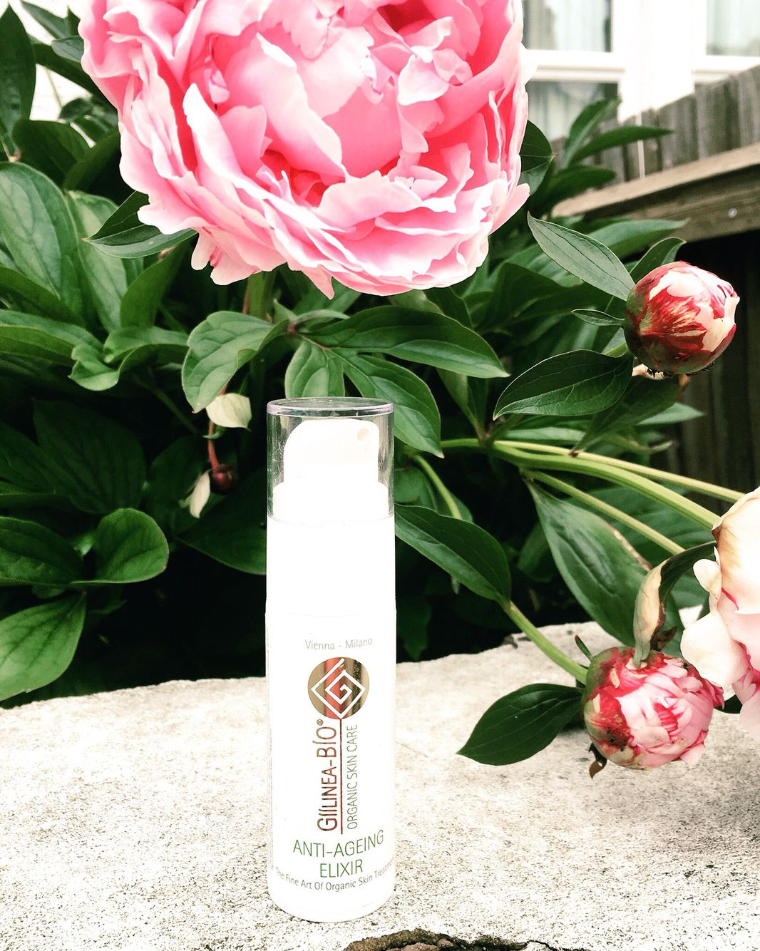 Giilinea Bio Organic Anti Ageing Elixir Was Developed To Provide Our