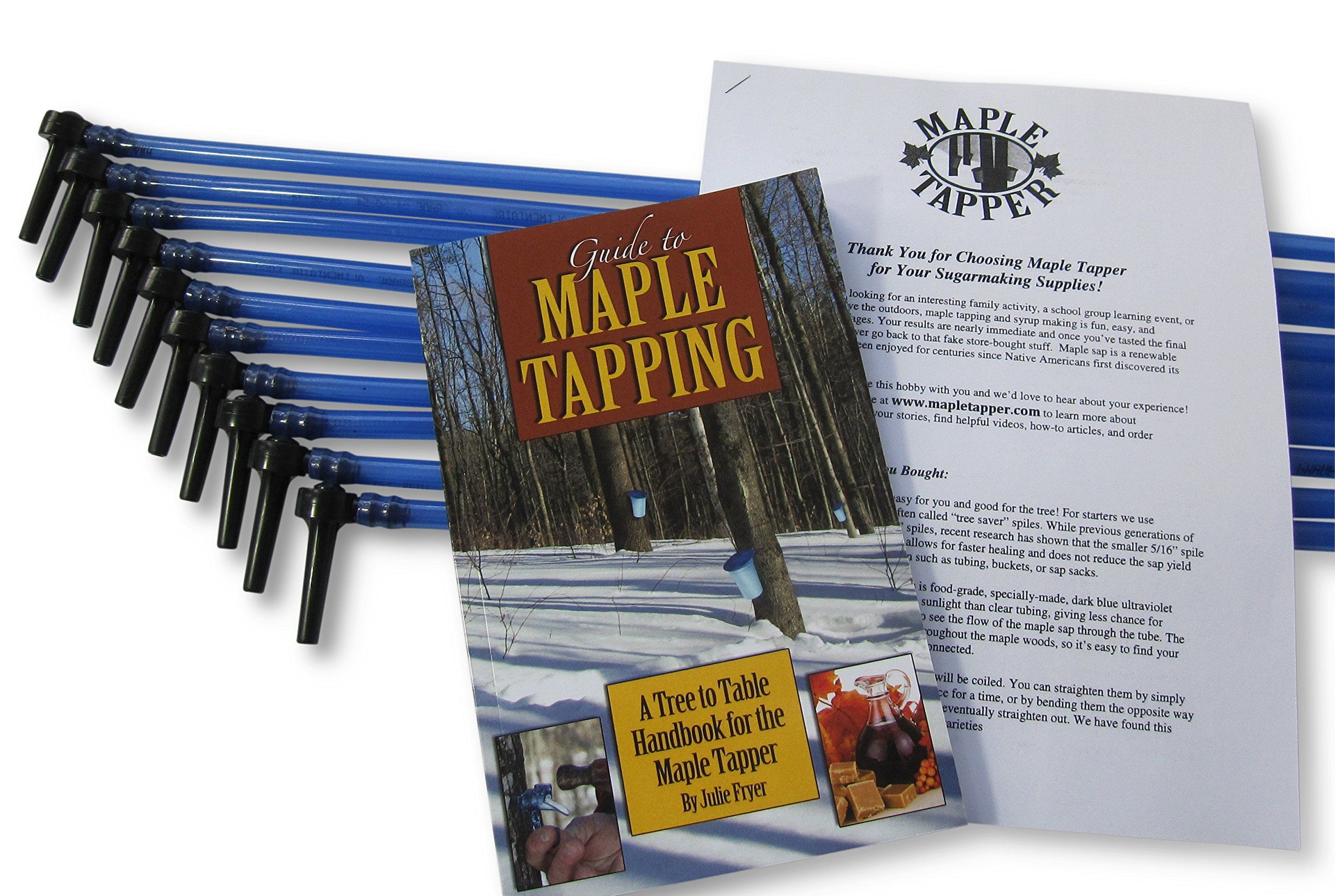 tap 10 maple trees with this simple kit maple sap is the 1st rh pinterest com simple guide to medicare Japanese Maple