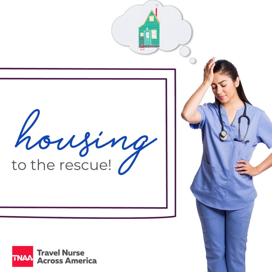 Housing Headaches Our Team Of Dedicated Housing Specialists Are Here To Help With Housing Solutions That Are Flexib Travel Nursing Travel Nurse Housing Nurse