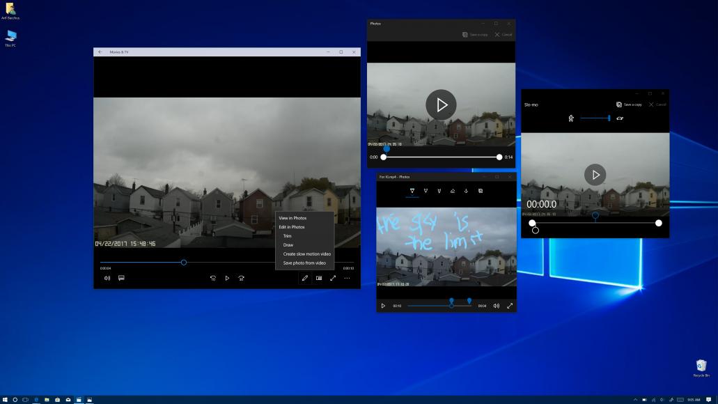 La aplicación Películas y TV de Windows 10 ahora te deja