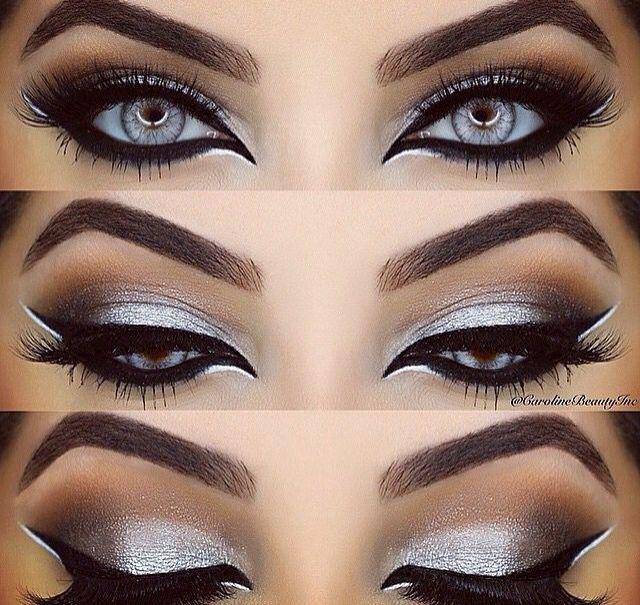 Makeup; maquiagem