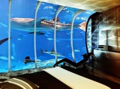 unterwasser hotel dubai