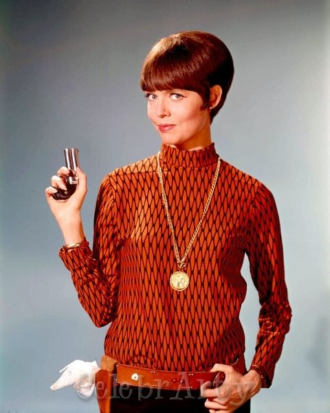 Another person I wanted to grow up to be - Agent 99 aka Barbara Feldon