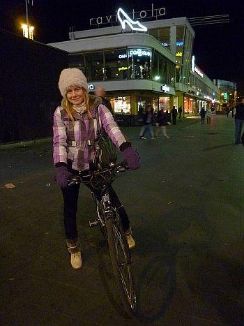 Helsingin yössä